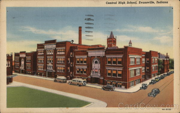 Central High School Evansville Indiana