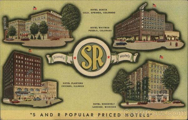 S and R Popular Priced Hotels