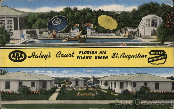 Haley's Court Vilano Beach Florida