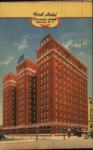 Ford Hotel Buffalo New York