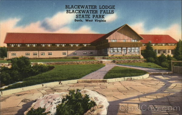 Blackwater Lodge, Blackwater Falls State Park Davis West Virginia