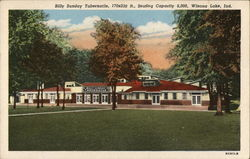 Billy Sunday Tabernacle