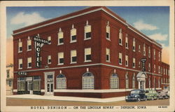 Hotel Denison - On the Lincoln Highway