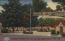 Parkway Court, 815 Park Ave