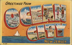Greetings from Ocean City