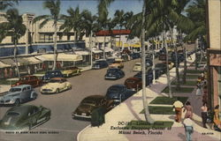 Lincoln Road Exclusive Shopping Center