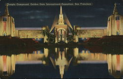 Temple Compound - Golden Gate International Exposition