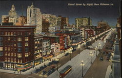 Canal Street by Night