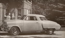1947 Studebaker Champion DeLuxe or Regal DeLuxe, Five-Passenger Coupe
