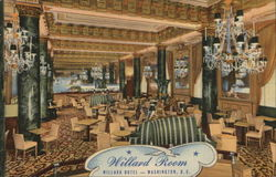 The Willard Room, Cocktail Lounge