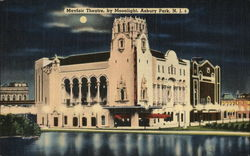 Mayfair Theatre by Moonlight