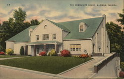 The Community House Postcard