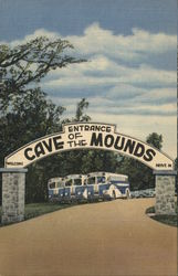 Entrance Cave of the Mounds