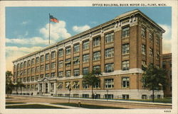 Buick Motor Co. - Office Building