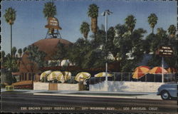 The Brown Derby Restaurant