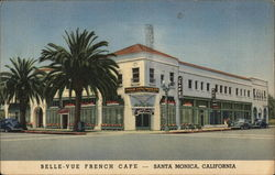 Belle-Vue French Cafe
