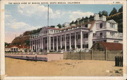 Beach Home of Marion Davies