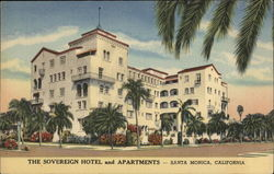Sovereign Hotel and Apartments