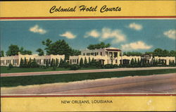 Colonial Hotel Courts