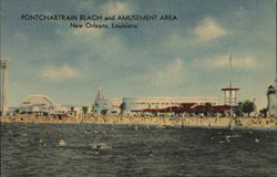 Pontchartrain Beach and Amusement Area