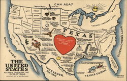The United States as Seen Through the Eyes of Texas