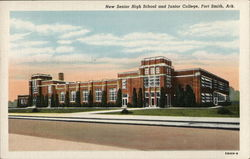 New Senior High School and Junior College
