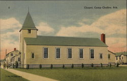 Chapel, Camp Chaffee, Arkansas