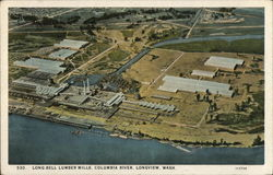 Long-Bell Lumber Mills, Columbia River