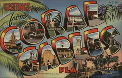 Greetings From Coral Gables, Fla.