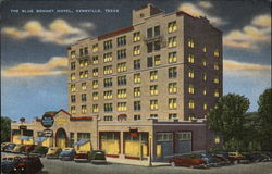 The Blue Bonnet Hotel