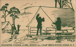 Rochester Council of Girl SCouts, Inc. Camp Beech-Wood