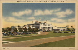 Washington National Airport at Gravelly Point