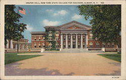 Draper Hall, New York State College for Teachers