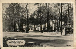 Whispering Pines - North Entrance