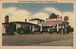 Pap's Candy Company, U.S. Route 1