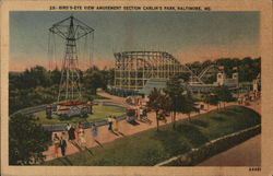 Carlin's Park - Amusement Section