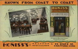 Honiss Oyster House Co.