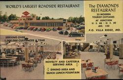 The Diamonds Restaurant