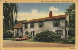 Bowne House, Flushing, Long Island, New york