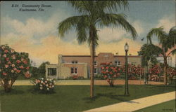 Community House, Kissimmee, Florida