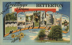 Greetings from Betterton