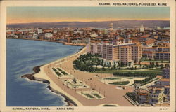 Havana, National Hotel - Maine Park