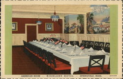 Highland Hotel - Dining Room