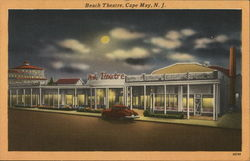 Beach Theatre, Cape May, New Jersey