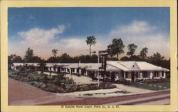 El Rancho Hotel Court