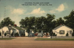 Colonial Village Auto Court