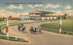Charles Town Jockey Club, Inc.