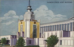 Illinois State Host Building