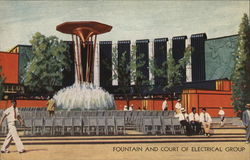 Fountain and Court of Electrical Group