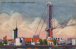 HALL OF SCIENCE - EASTERN EXPOSURE Postcard